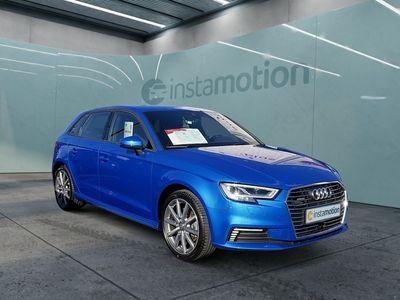 gebraucht Audi A3 Sportback e-tron A3sport S-Line S-tronic PDC