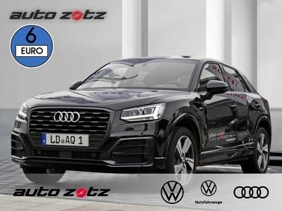 gebraucht Audi Q2 sport 1.4 TFSI 2xS line Navi LED Klima Einparkh