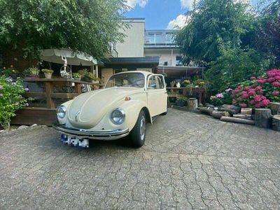 """gebraucht VW Käfer 1302 """"50 Jahre"""" alt im Auftrag"""