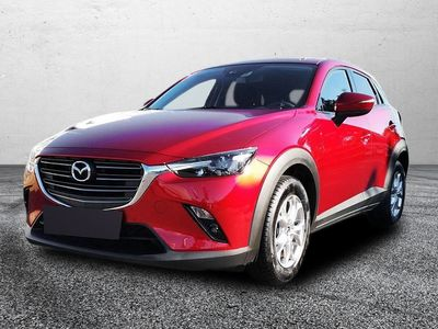 gebraucht Mazda CX-3 SKYACTIV-G 121Drive Exclusive-Line Navi