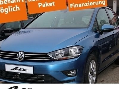 gebraucht VW Golf Sportsvan VII 1.2 TSI BMT Comfortline Einpa