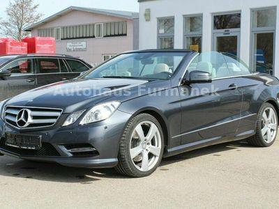 gebraucht Mercedes E250 Neu CDI Cabrio AMG-LINE
