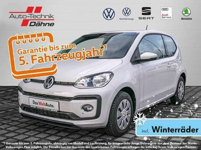 gebraucht VW up! up! 1.0 TSI move