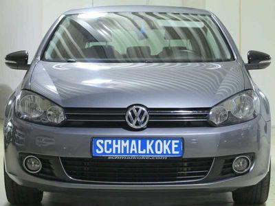 gebraucht VW Golf VI TDI2.0 DPF Style bei Gebrachtwagen.expert