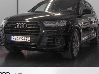 gebraucht Audi Q7 50 TDI quattro tiptronic S line Matrix-LED Panora