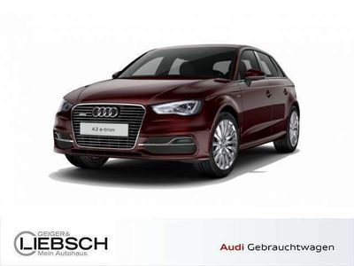 gebraucht Audi A3 e-tron Ambition 1.4 TFSI LED NaviTe