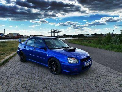 gebraucht Subaru Impreza WRX/STi