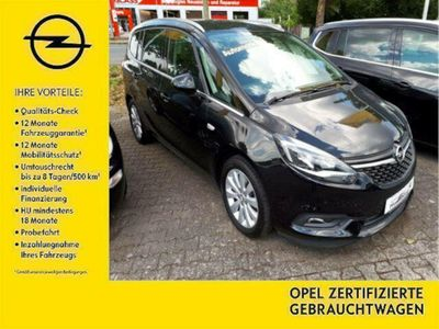 gebraucht Opel Zafira Tourer 1.4 Turbo Excellence AT (Euro 6)