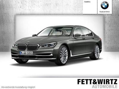 gebraucht BMW 740L d xDrive GSD Navi HUD PDC Standhzg. K
