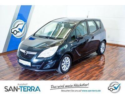 gebraucht Opel Meriva B 1.4 TURBO ACTIVE KLIMA*TEMPOMAT*MULTI-LENKRAD*8xFACH*SCHECKHEFT*