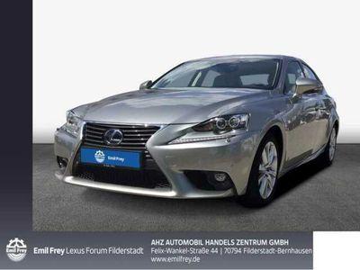 gebraucht Lexus IS300h Luxury Line 1.Hand/Alle Extras