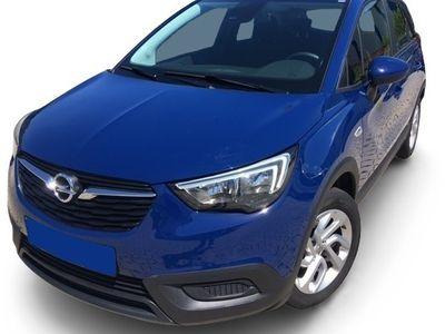 gebraucht Opel Crossland X Crossland X1.2 Edition Klimaanlage (BDK)
