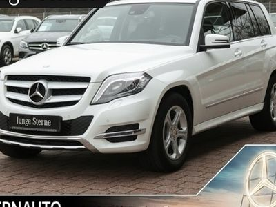 gebraucht Mercedes GLK220 CDI 4M Automatik Navi ILS Bi-Xenon