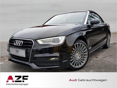 gebraucht Audi A3 Cabriolet 1.4 TFSI Ambition S-tronic AHK+Navi