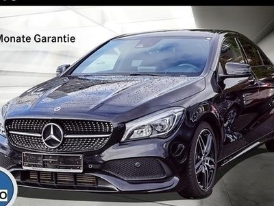 gebraucht Mercedes CLA200 COUPE AMG-LINE NAVI NIGHT LED BUSINESS