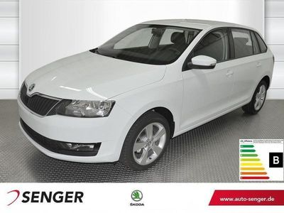 gebraucht Skoda Rapid SPACEBACK 1.0 TSI COOL EDITION