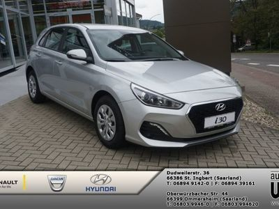 gebraucht Hyundai i30 1.0i 120PS Navigation Sitzheizung+Apple-Carplay