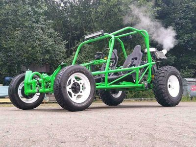 gebraucht VW Buggy Turbo Sandrail CrossRohrrahmen
