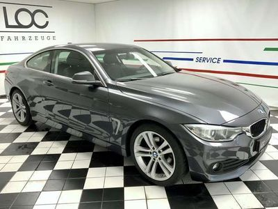 gebraucht BMW 420 d Coupe Sport-Aut.