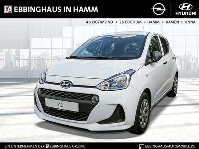 gebraucht Hyundai i10 Pure ABS,ESP,Airbag,Nichtraucherfahrzeug