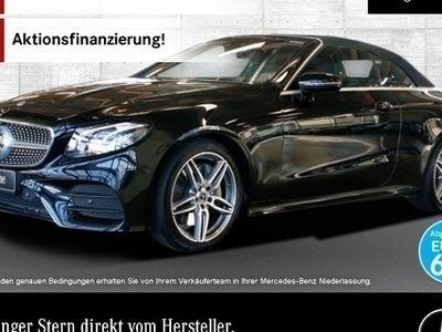 gebraucht Mercedes E300 Cab. AMG WideScreen 360° Multibeam COMAND