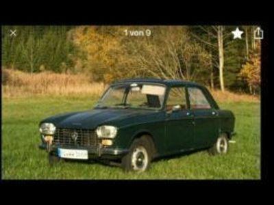 gebraucht Peugeot 204 1966