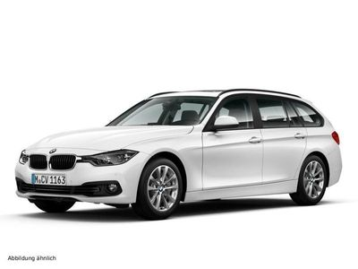 gebraucht BMW 335 d xDrive Touring Advantage Automatic