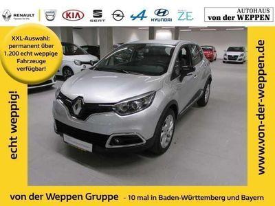 gebraucht Renault Captur ENERGY TCe 120 EDC Intens, Gebrauchtwagen, bei Autohaus von der Weppen GmbH & Co. KG