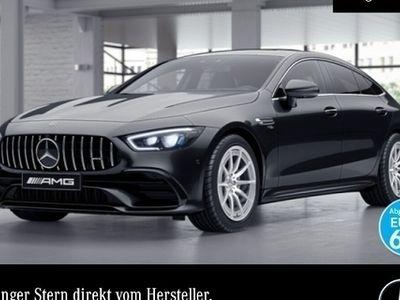 gebraucht Mercedes AMG GT Cp. 4M Perf-Abgas Perf-Lenk Fahrass 360°
