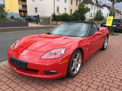 gebraucht Corvette C6 Convertible * 1. Hand * Deutsches Fahrzeug * 10.000 km *