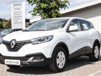 gebraucht Renault Kadjar 1.3 TCe 140 ENERGY GPF LIFE Klima EURO 6