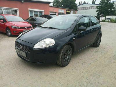 gebraucht Fiat Grande Punto 1.2 8V Active/Tüv 02.2022