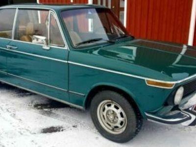käytetty BMW 1502 1802 mit neuem TÜV + H, sehr original, ähnlich1602 2002