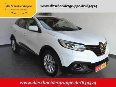 gebraucht Renault Kadjar 1.2 TCe 130 Fronscheibe heizbar, SHZ