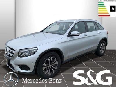 gebraucht Mercedes GLC220 d 4M Off-Roader LED/SHZ/Parklenkassist//