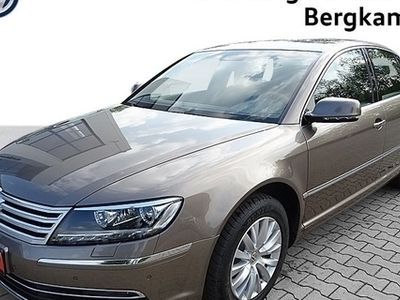 gebraucht VW Phaeton V6 TDI MEMORY/RearView/E-KLAPPE/Bluetooth