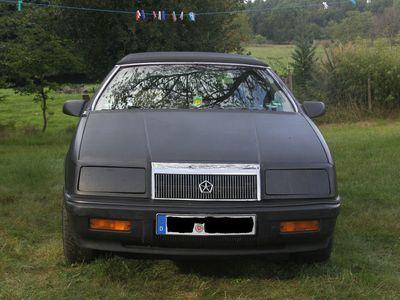 gebraucht Chrysler Le Baron V6 3.0 LX (GTC) als Cabrio/Roadster in Gnarrenburg