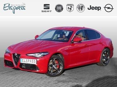 gebraucht Alfa Romeo Giulia Veloce Q4 2.0 Turbo 16V LEDER NAVI XEN KEYLESS