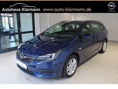 gebraucht Opel Astra Sports Tourer Edition Start Stop 1.5 D EU6d LED PDCv+h LED-Tagfahrlicht Multif.Lenkrad