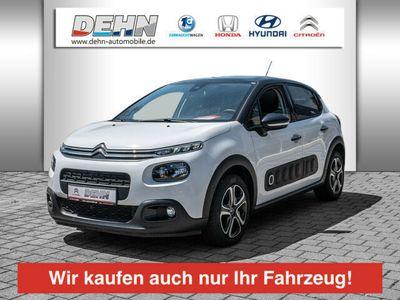 gebraucht Citroën C3 PureTech 110 EAT6 Shine Navi/Kamera/Keyless