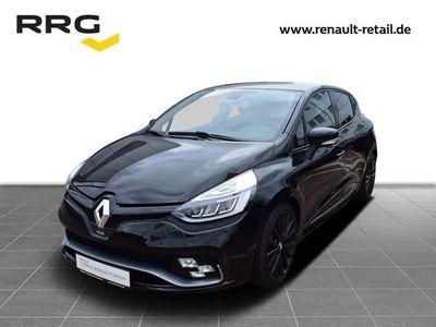 gebraucht Renault Clio IV 4 1.6 TCE 220 R.S. SPORT TROPHY AUTOMATIK