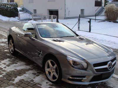 gebraucht Mercedes SL350 7G-TRONIC- AMG-SPORTPAKET-COMAND-PANORAMA