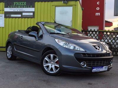 gebraucht Peugeot 207 CC Sport 1.6HDi*8-Fachbereift*Klimaautomatik