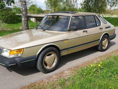 gebraucht Saab 900 i 16 93kw*Oltimer*ZV*SD*SH