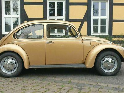 gebraucht VW Käfer 1300, traumhaftes Interieur