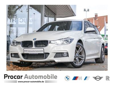 gebraucht BMW 320 3er i xDrive Touring M Sport