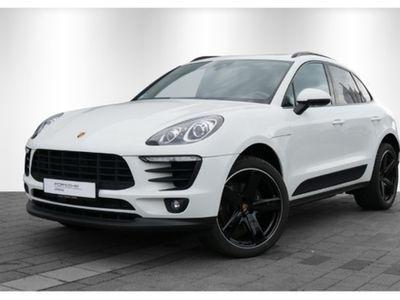 gebraucht Porsche Macan 21'',Panorama,Spurwechsel,Bi-Xenon,Navi,Rückfahrkamera