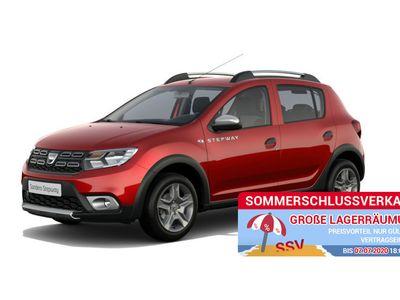 gebraucht Dacia Sandero Stepway Essential SCe in Freiburg