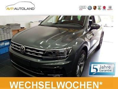gebraucht VW Tiguan 2.0 TDI BMT DSG 4MOTION JOIN R-Line | AHK