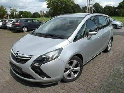 gebraucht Opel Zafira Tourer C Turbo EditionTop